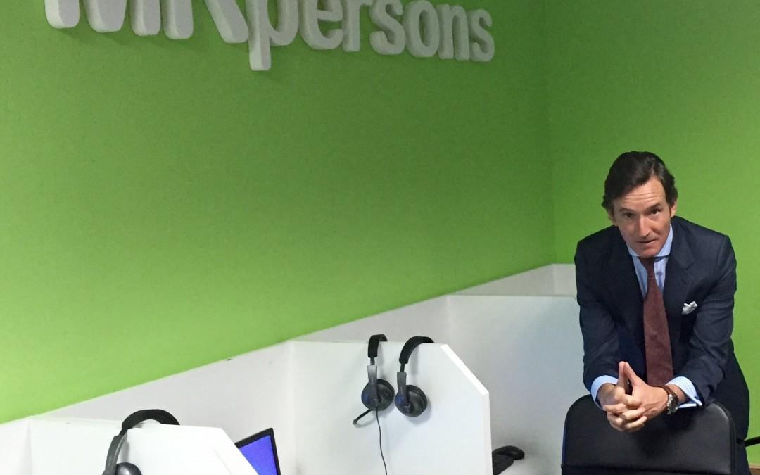 MKPersons inaugura su primera sede sectorial