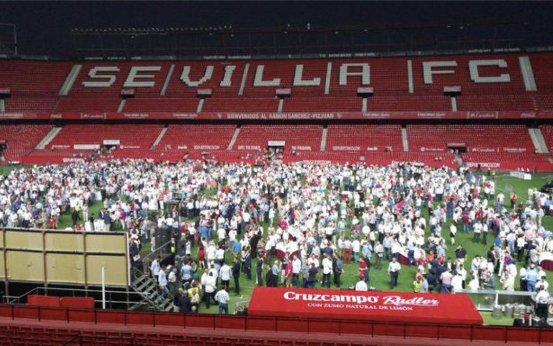 El Sevilla FC vuelve a confiar en MKPersons