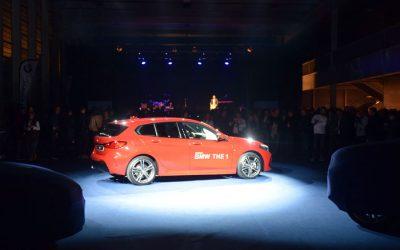 Nuevo evento con BMW: Presentación del Serie 1